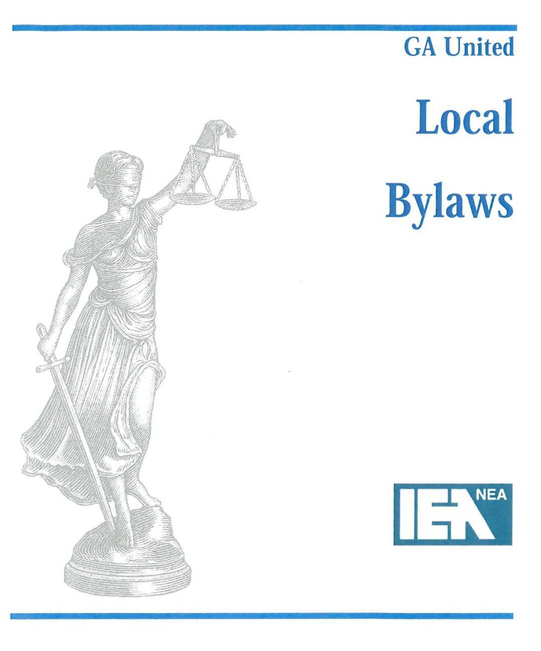By-Laws 2014 - GAU Cover